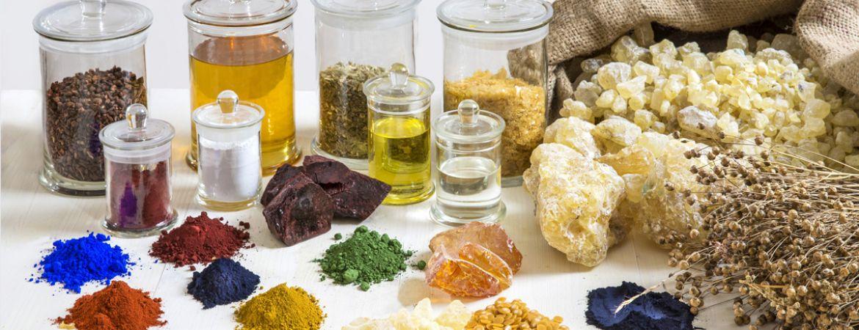 Matières premières organiques et minérales